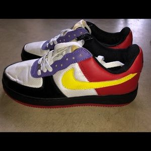 2004 Men/Boy Nike AF1 Low 2004 306353 017 -Size 9